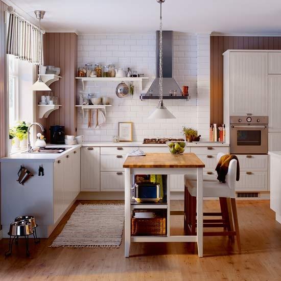Blog para profesionales for Cocinas en escuadra pequenas