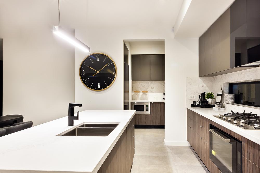 Iluminación en cocinas
