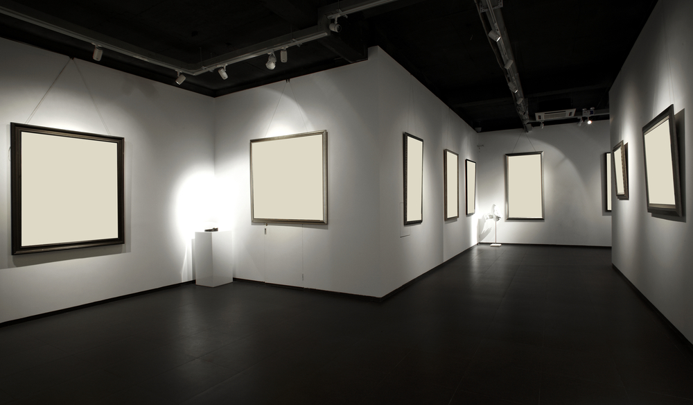 Cómo resaltar las obras de arte a través de la luz