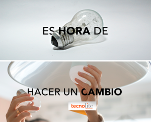 cambiate a LED