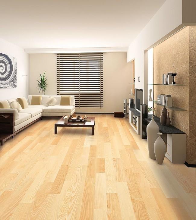 Pisos de madera: cómo conservar su brillo 650 x 730