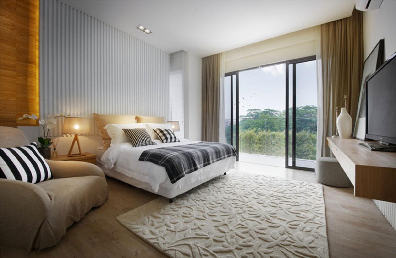 Tendencias y consejos de iluminaci n para el hogar - Alfombra para habitacion ...