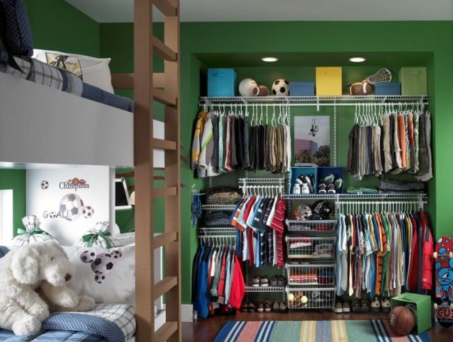 Tendencias y consejos de iluminaci n para el hogar for Closet pequenos para ninos