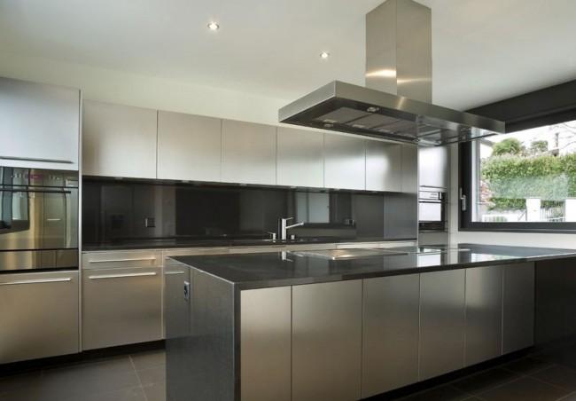 Tendencias y consejos de iluminaci n para el hogar - Acabados de cocinas ...