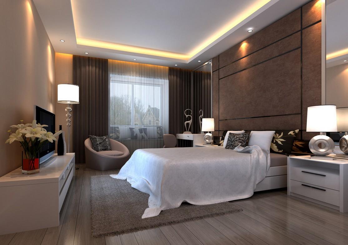 Tendencias y consejos de iluminaci n para el hogar - Iluminacion habitacion ...