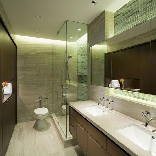 Iluminacion Baño Consejos:Small Bathroom Design Ideas