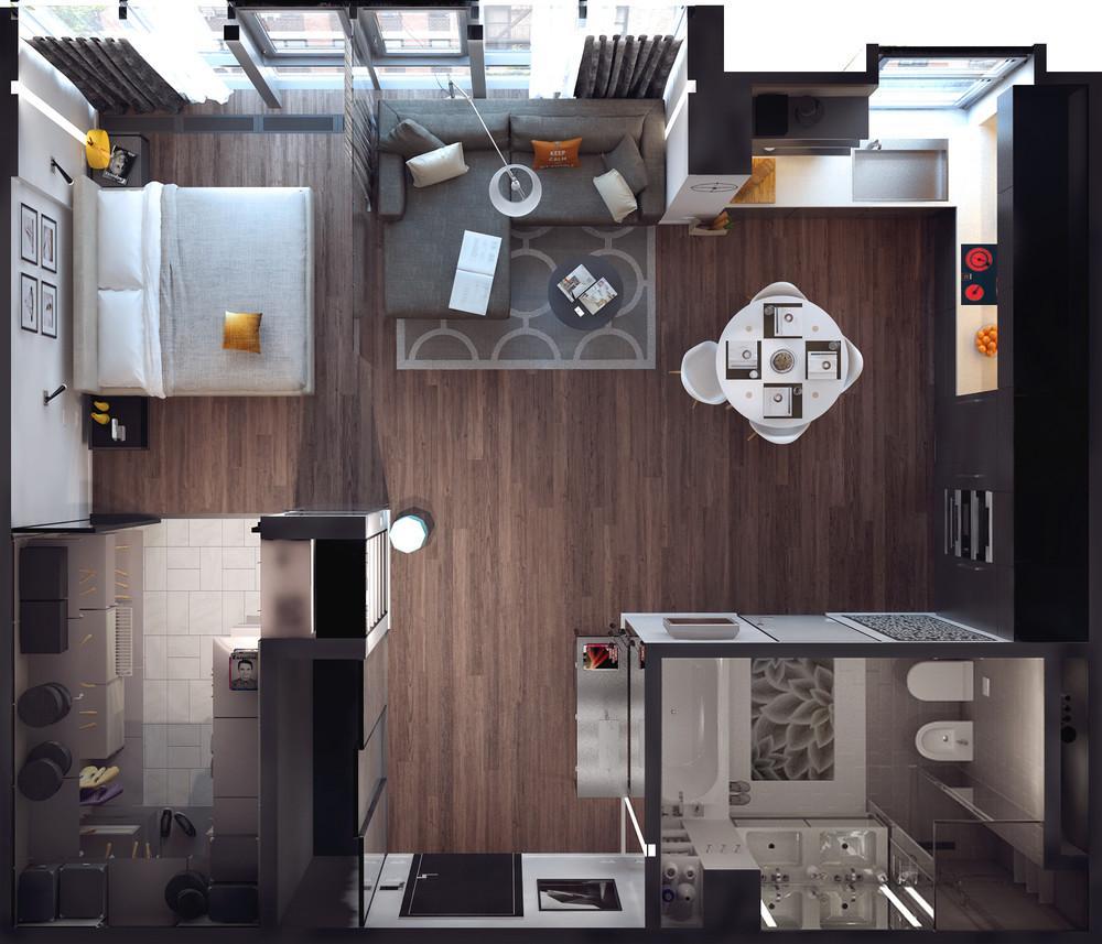 Tendencias y consejos de iluminaci n para el hogar for Iluminacion para departamentos modernos