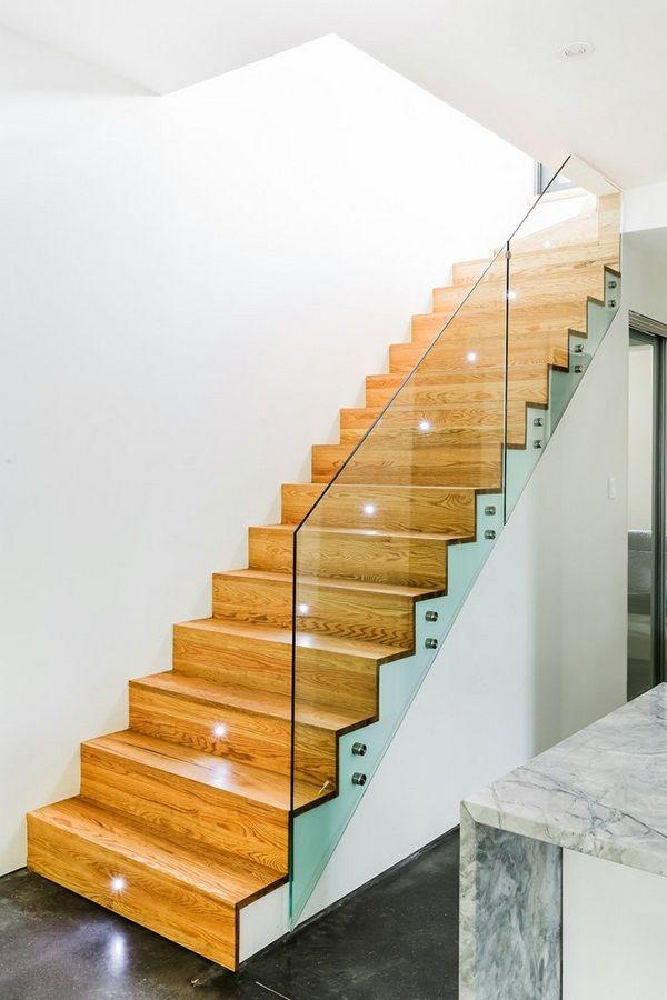 3 - Iluminacion de escaleras ...