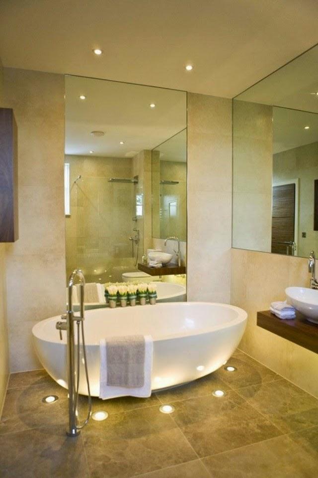 Lamparas Para Baño Tecnolite:Beautiful Bathroom Lighting
