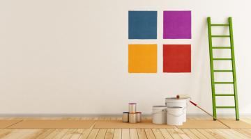 Cómo elegir el color adecuado para tus espacios.