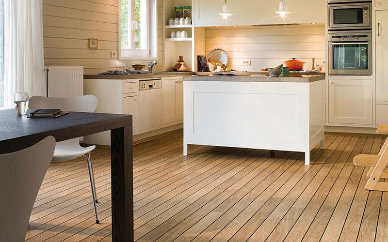 Suelos de cocina sin obra interesting finest fuente - Cambiar suelo cocina sin obras ...