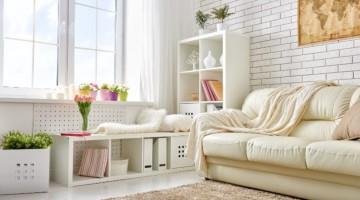 Descubre cómo decorar tu sala de estar.