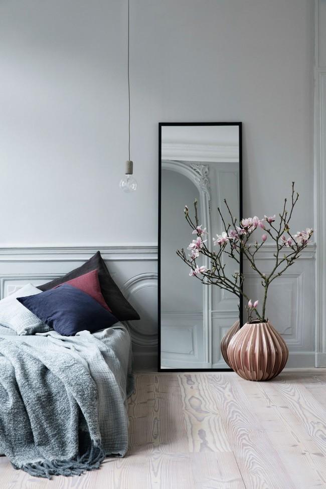 ¿Cómo decorar habitaciones con mucha luz?