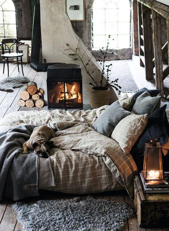 Iluminación de invierno para el hogar
