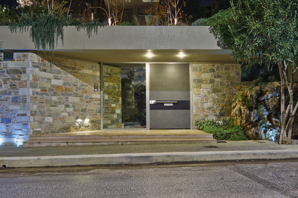 Tendencias y consejos de iluminaci n para el hogar - Luces exteriores para casas ...