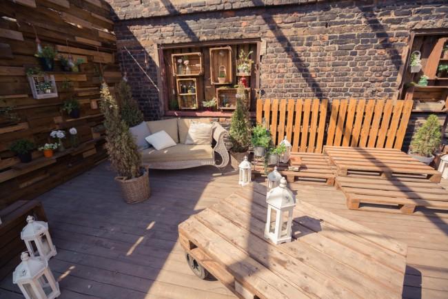 El campo en tu hogar: cómo decorar con un estilo rústico