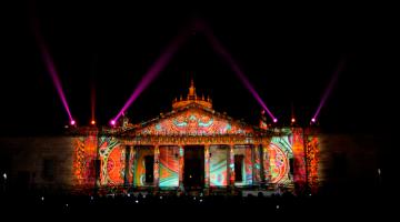 Luces para la fiesta: La participación de Tecno Lite en GDLuz 2017