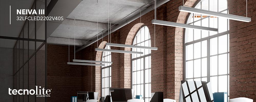 Luminarias para industria