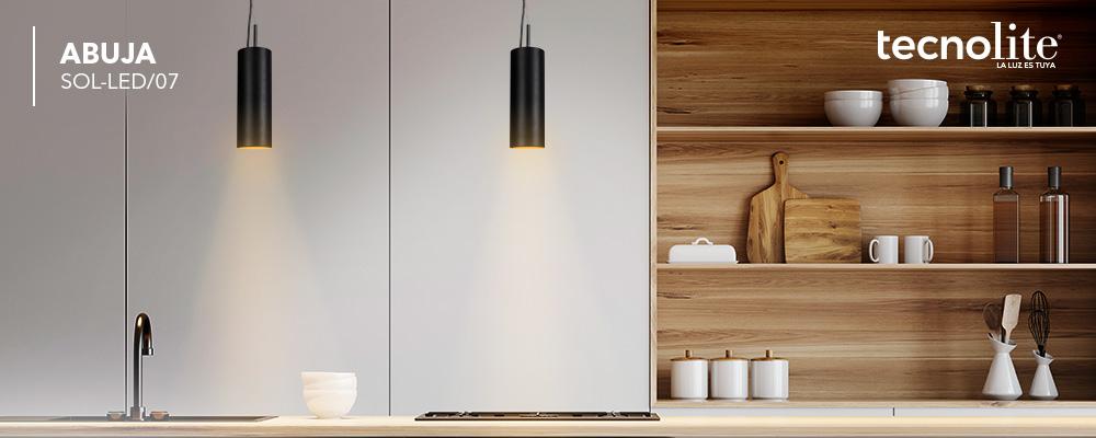 Iluminación en casa