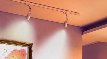 Arte y luz: artista en iluminación