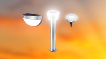 Luz de rayo de sol: iluminación solar