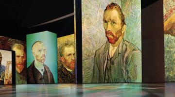 Ilumina tus sentidos con 'Van Gogh Alive The Experience', en la CDMX