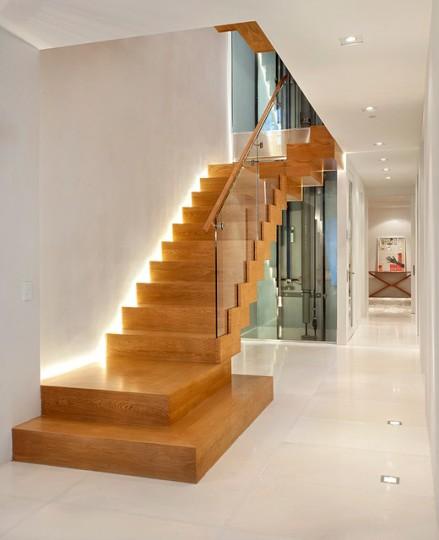 Luz indirecta en tu escalera - Luz indirecta ...